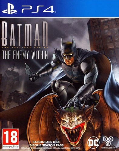 Batman - The Telltale Series: Enemy Within [PS4]