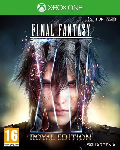 Final Fantasy XV Royal Edition [XONE]