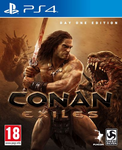 Conan Exiles Day One Edition [PS4]