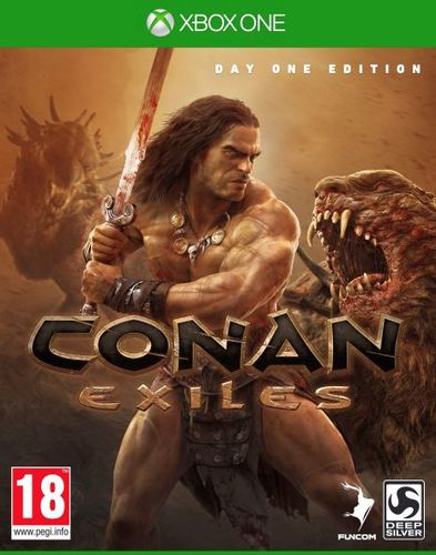 Conan Exiles Day One Edition [XONE]