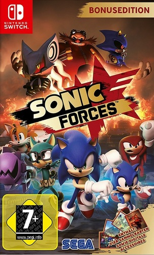 Sonic Forces [NSW]