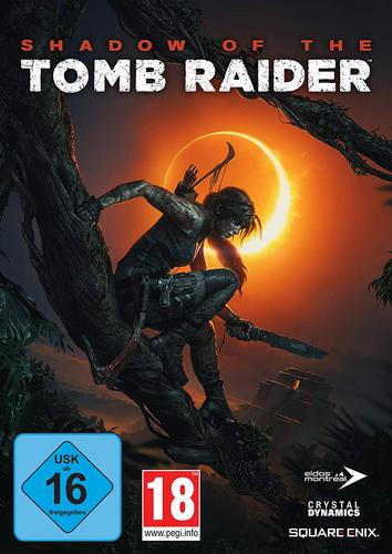 Shadow of the Tomb Raider [DVD]