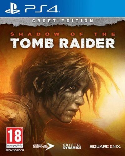 Shadow of the Tomb Raider Croft Edition [PS4]