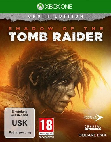 Shadow of the Tomb Raider Croft Edition [XONE]