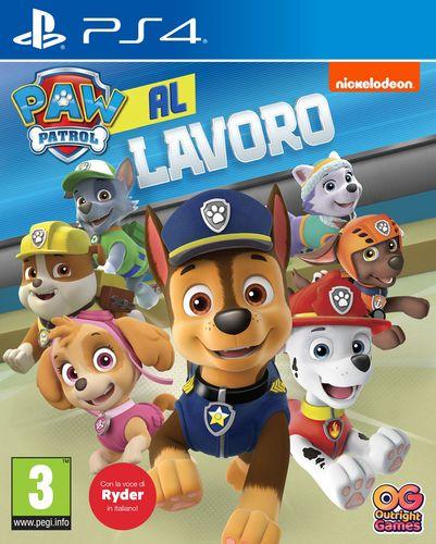Paw Patrol: Al Lavoro [PS4]