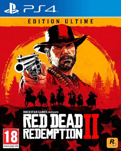 Red Dead Redemption 2 - Ultimate Edition [PS4]
