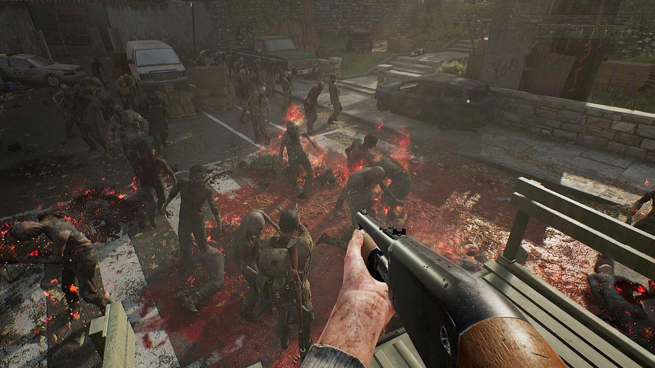 OVERKILL's The Walking Dead [XONE] (D)