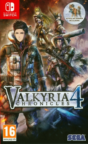 Valkyria Chronicles 4 - Limited Edition [NSW]