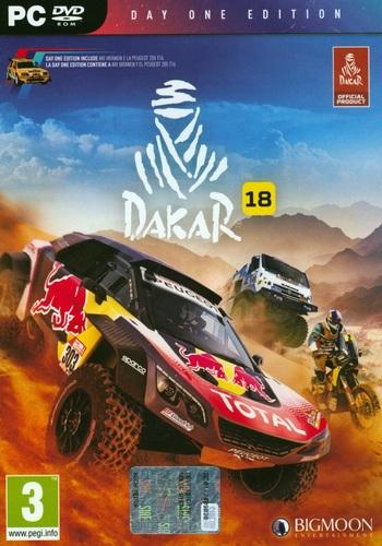 Dakar 18 [DVD]