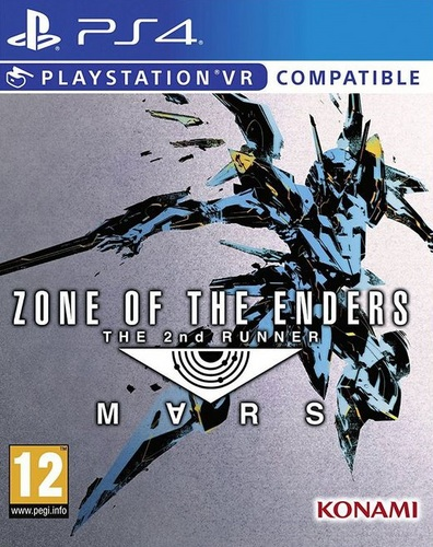 Zone of the Enders the 2nd Runner [PS4]