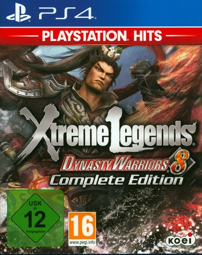 PlayStation Hits: Dynasty Warriors 8 - Complete Edition [PS4]