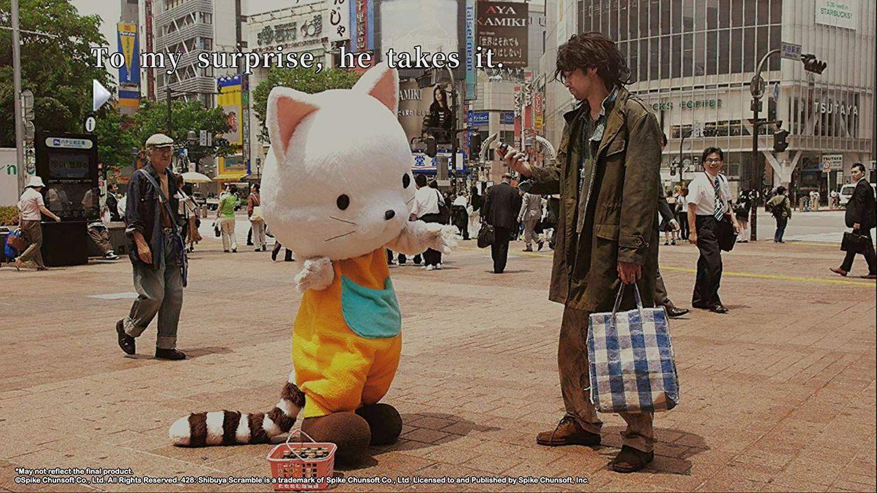 428 Shibuya Scramble [PS4] (D) für PS4 kaufen | exlibris.ch