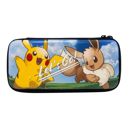 Nintendo Switch - Lets'Go Pouch - Pikachu/Evoli [NSW]