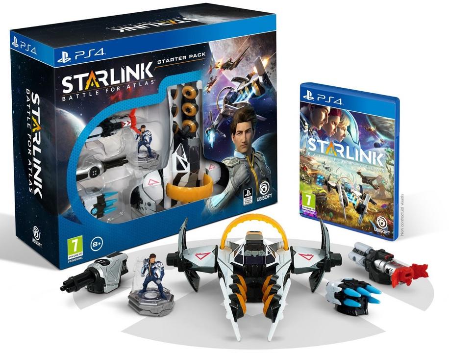Starlink starter pack ps d f i für ps kaufen exlibris