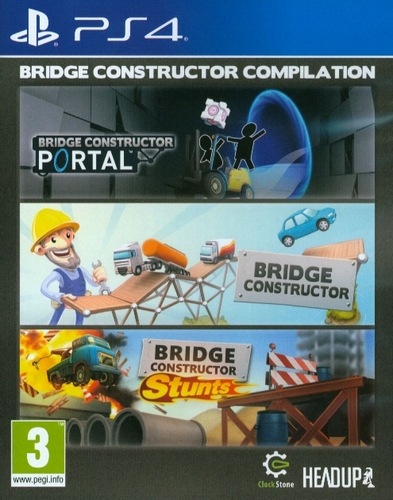 Bridge Constructor Compilation [PS4]