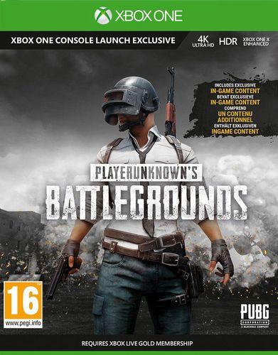 Playerunknown's Battlegrounds [XONE]