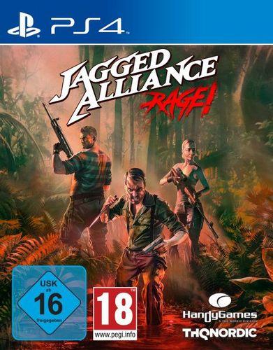 Jagged Alliance Rage [PS4]