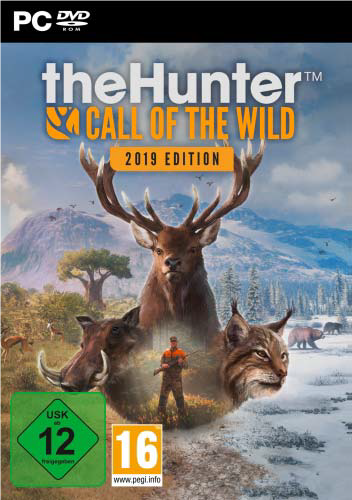 The Hunter: Call of the Wild - Edition 2019 [DVD]