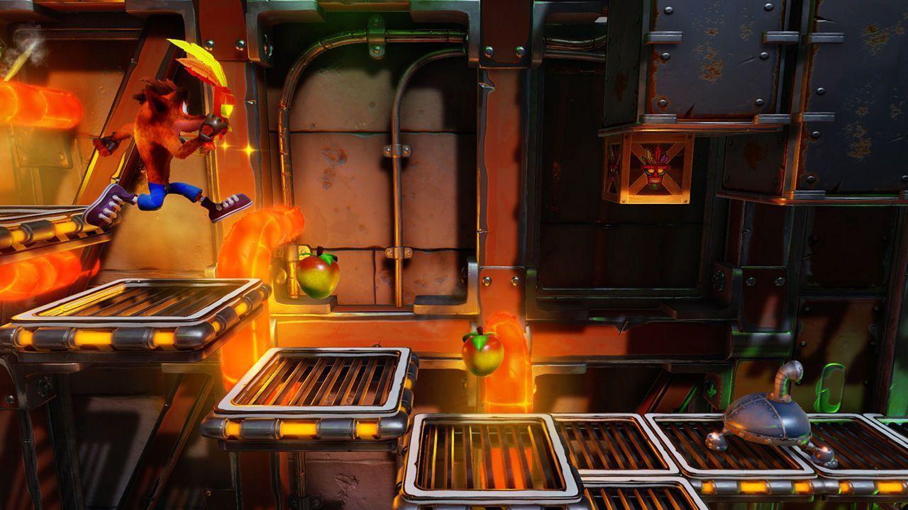 Crash Bandicoot N. Sane Trilogy [PS4] (F)