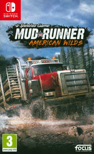 Spintires : MudRunner American Wilds Edition [NSW]