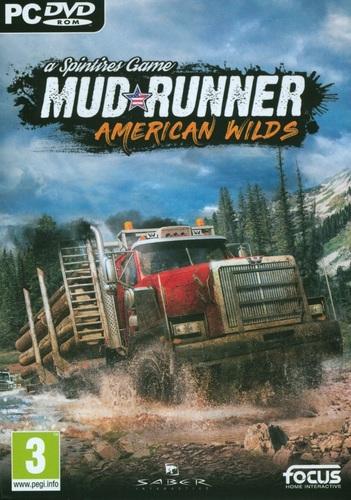 Spintires : MudRunner American Wilds Edition [DVD]