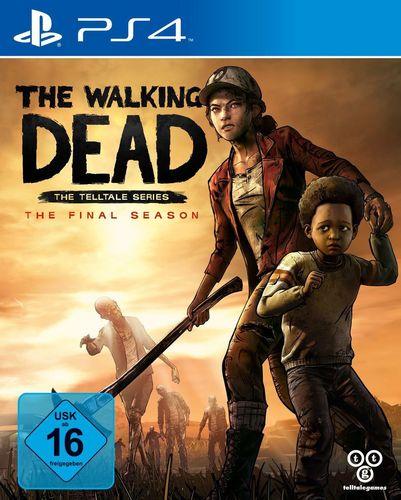 The Walking Dead - The Final Season [PS4]