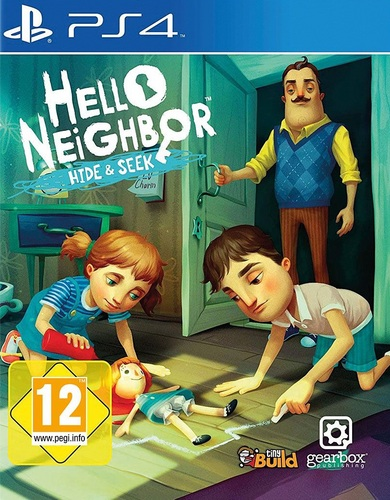 Hello Neighbor Hide & Seek [PS4]