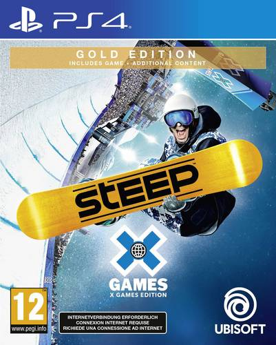 Steep X Games - Gold Edition [PS4]