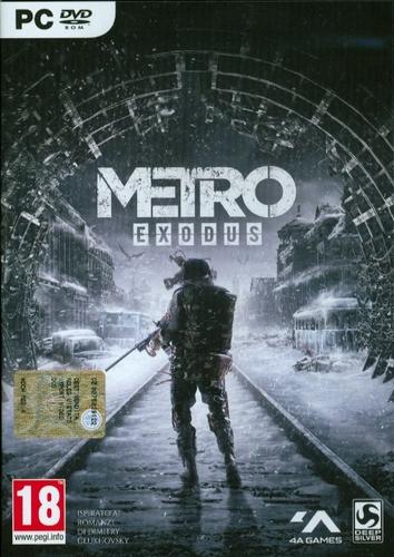 Metro Exodus [DVD]