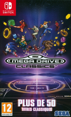 SEGA Mega Drive Classics [NSW]