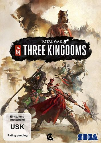 Total War:Three Kingdoms Limited Edition [DVD]