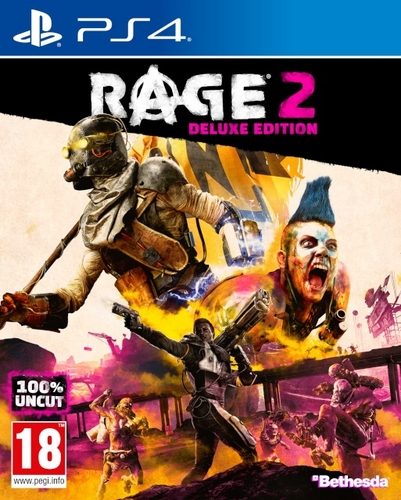 RAGE 2 Deluxe Edition [PS4]