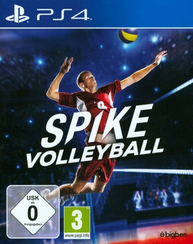 Spike Volleyball [PS4]