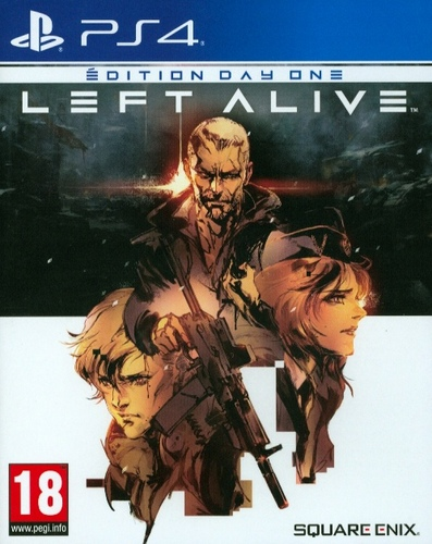 Left Alive Day One Edition [PS4]