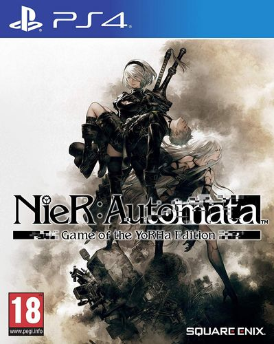 NieR: Automata Game of the YoRHa Edition [PS4]