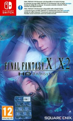 Final Fantasy X/X-2 HD Remaster [NSW]