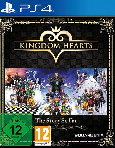 Kingdom Hearts The Story So Far [PS4]