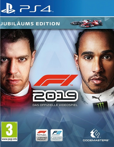 F1 2019 Jubiläums Edition [PS4]