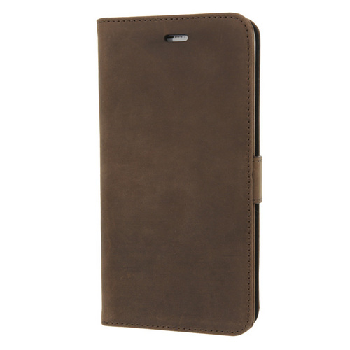 iPhone 6 Plus/6s Plus / Valenta Booklet Classic Luxe - vintage brown