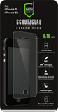 iPhone 5/5s/SE Glass Screen Protector 0.16 mm