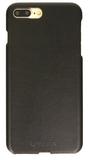 iPhone 7 Plus / Valenta Leather Backcover Classic - black