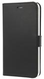 iPhone 7 Plus / Valenta Leather Booklet Classic Luxe - black