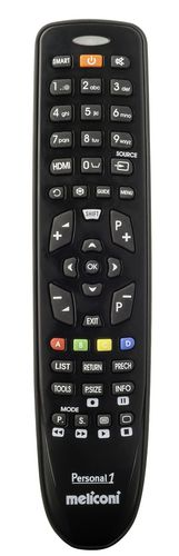 Universal Remote Control GumBody Personal 1 SAMSUNG - black