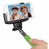 Kitvision Bluetooth Selfie Stick w/ Phone Holder - green