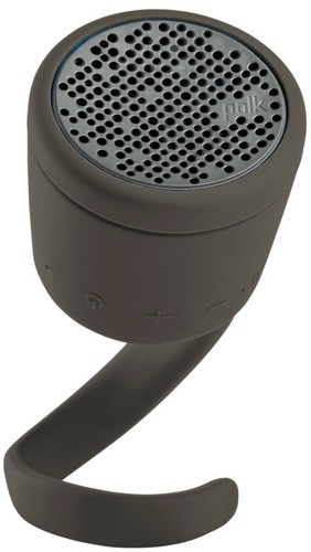 Polk Boom Swimmer Duo BT Speaker - black