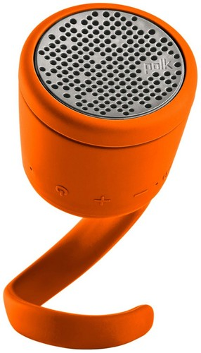 Polk Boom Swimmer Duo BT Speaker - orange