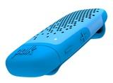 Polk Boom Bit Portable BT Clip-On Speaker - blue