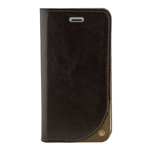 Valenta Leather Booklet Supreme - iPhone 8/7/6/6s Plus - brown