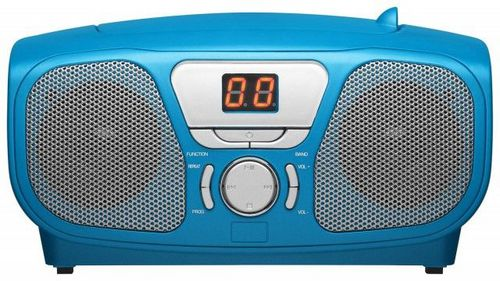 Bigben - Radio CD Player CD46 - blue
