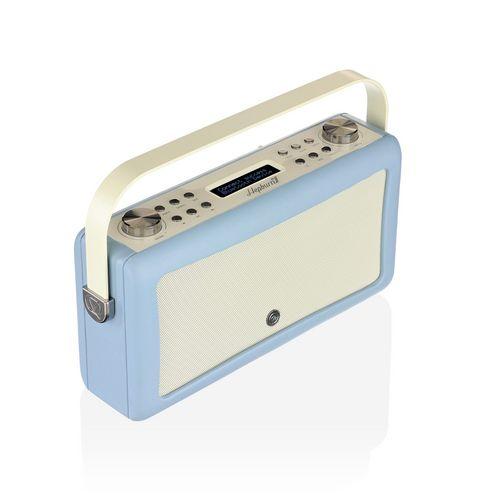 VQ Hepburn MkII DAB+/ BT Radio - blue